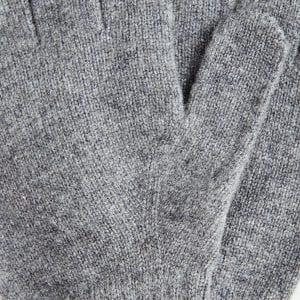 Мужские кашемировые перчатки